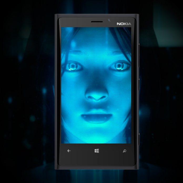 Cortana asistente virtual de Windows Phone