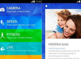 Galaxy S5 Experience