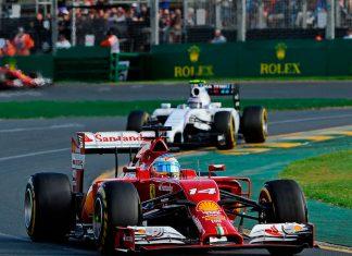 F1 Melbourne 2014
