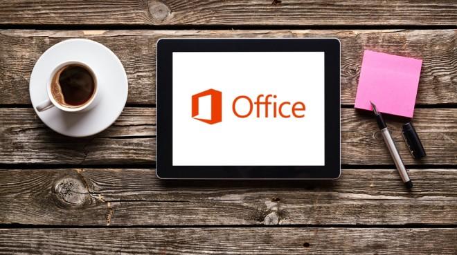 Microsoft Office llega al iPad