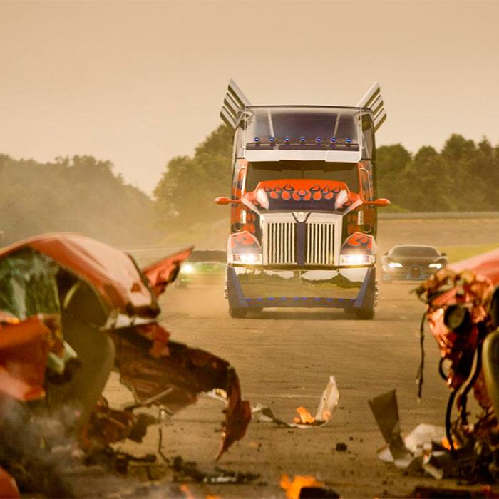 Tráiler Transformers 4