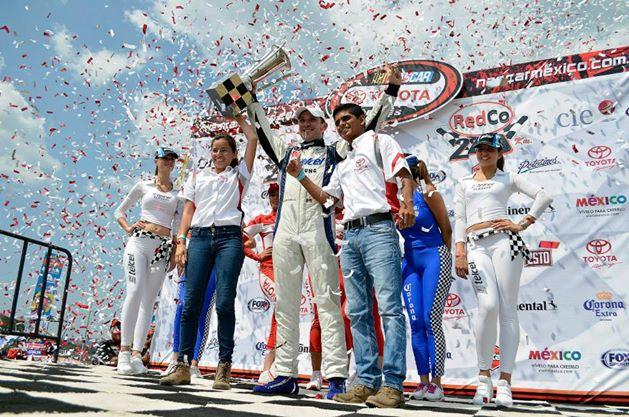 NASCAR 2014 - Telcel Racing