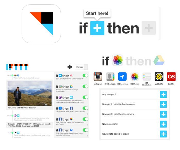 App IFTTT para automatizar acciones en tus redes sociales