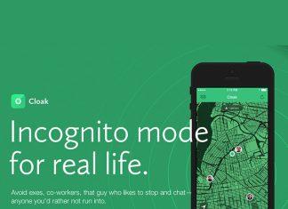 Cloak, la red para los antisociales