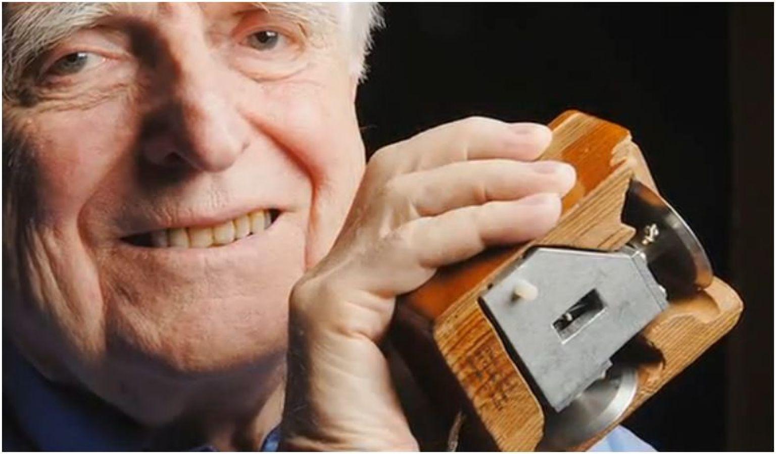 Douglas Engelbart - Salón de la Fama de Internet