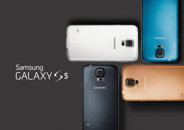 Diseño del Galaxy S5