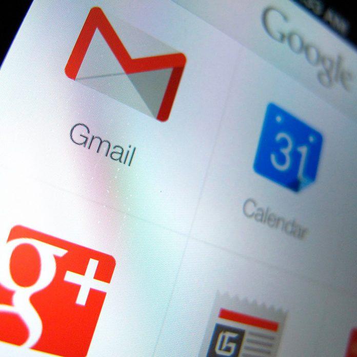 Gmail cumple 10 años