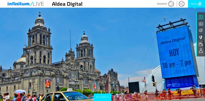 Infinitum Live - Aldea Digital