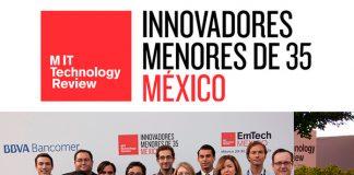 Premios MIT Innovadores menores de 35 México