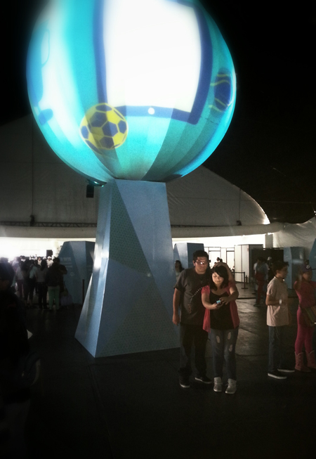 Planeta ADMX