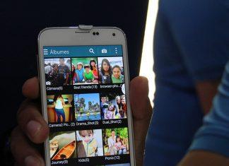 Prueba el Galaxy S5 en Aldea Digital