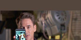 Robert Downey Jr. anuncia el HTC One M8