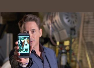 Robert Downey Jr. anuncia el HTC One M8