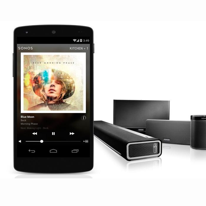 App Sonos Controller