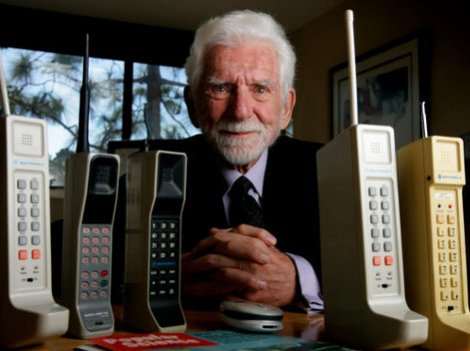 Primera llamada por celular