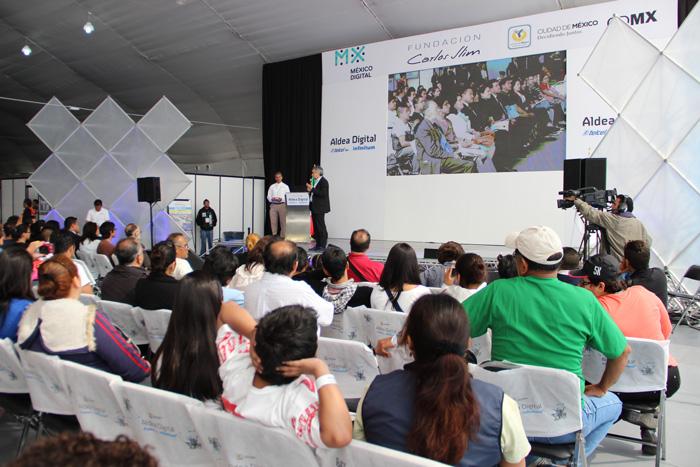 Aldea Digital - Alianza WWF Telcel
