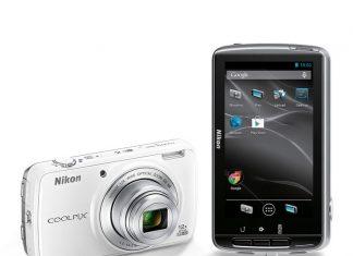 cámara Nikon con Android