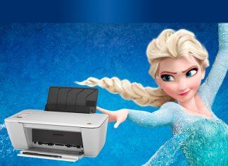 Impresora HP Frozen