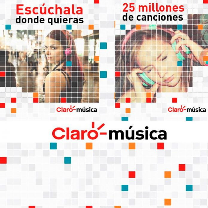 App Claromúsica