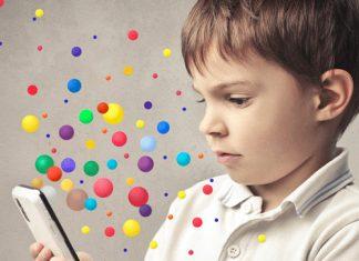 Smartphones para el día del niño