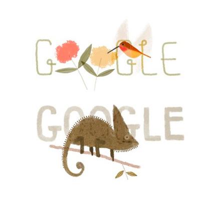 Doodle Día de la Tierra