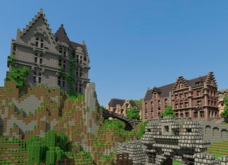 Aldea Digital - Minecraft