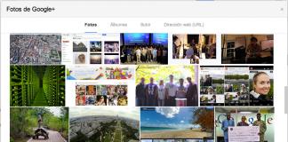 Comparte las fotos de tu smartphone con Gmail