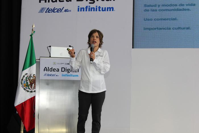 Aldea Digital - WWF-Telcel