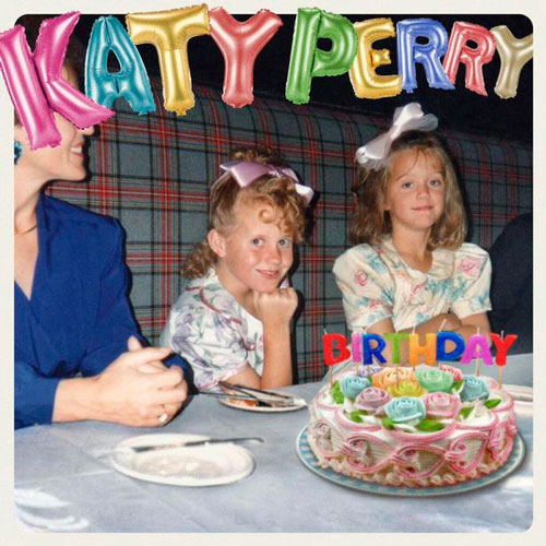 Video Birthday de Katy Perry