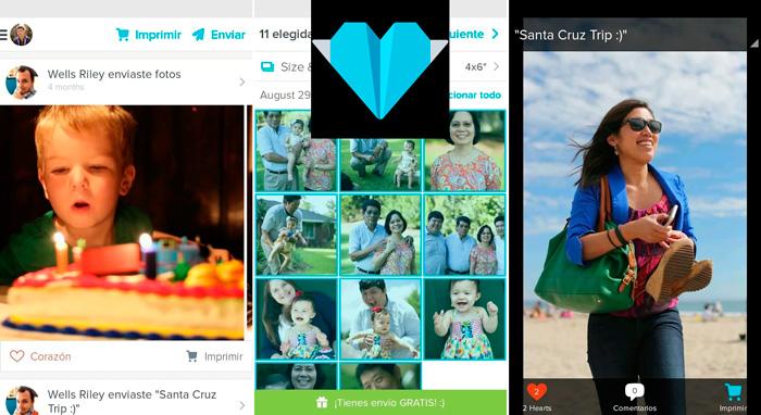 Apps para administrar y compartir fotos