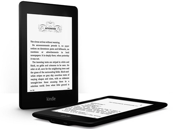 E-book reader Amazon Kindle Paperwhite