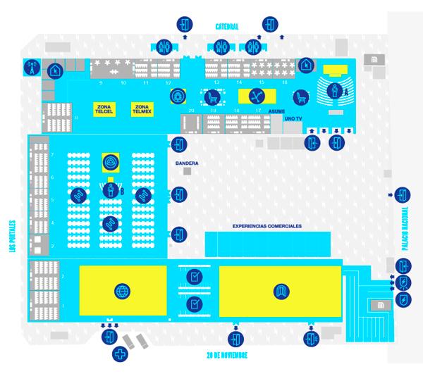 Mapa de Aldea Digital