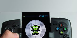 Phonejoy un gamepad para Android