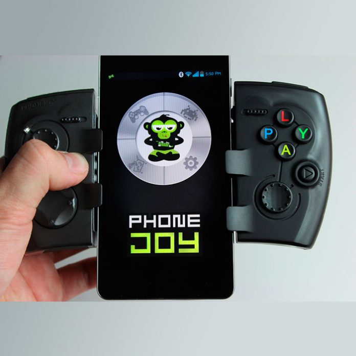 Phonejoy un gamepad para Android