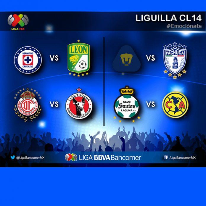 Liguilla 2014