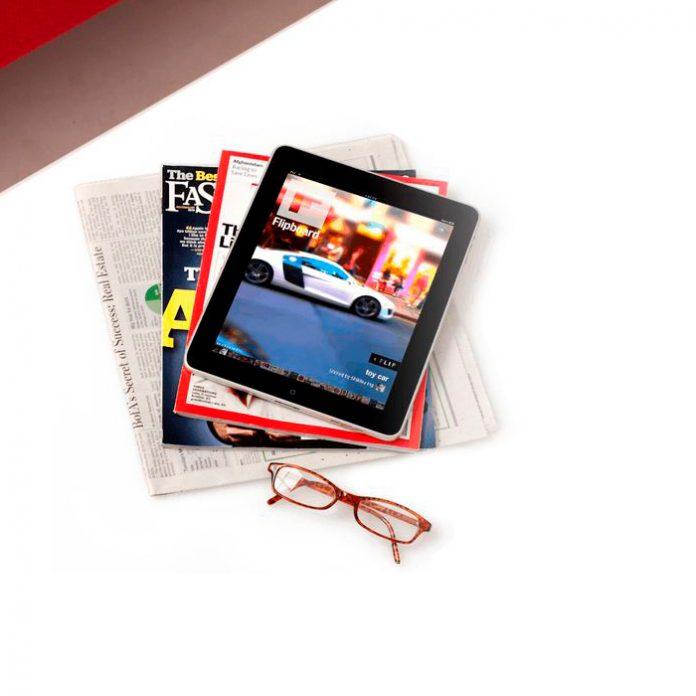 Revistas de Flipboard