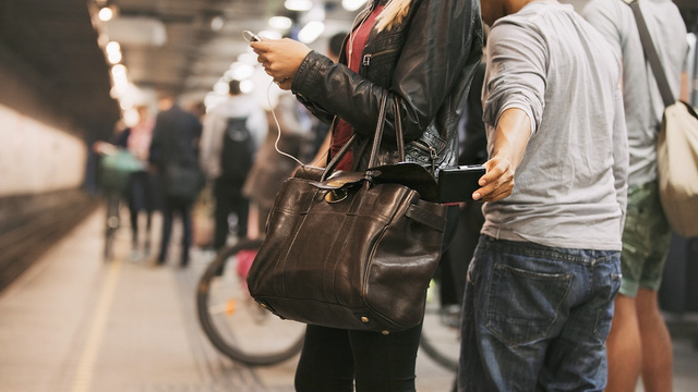 Empresas de tecnología móvil se unen contra el robo de celulares