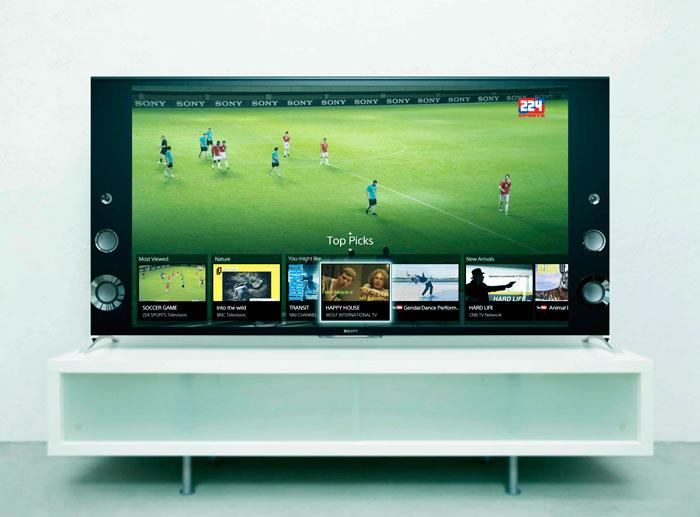 Disfruta el Mundial de Brasil con una pantalla Sony