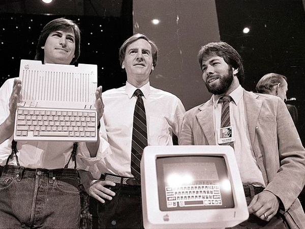 Steve Wozniak estará en Aldea Digital
