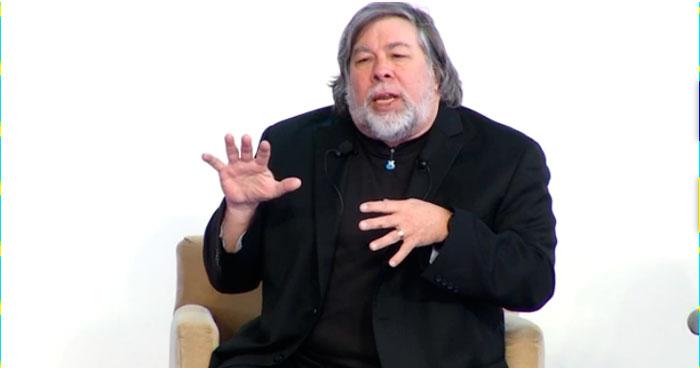 Steve Wozniak en Aldea Digital