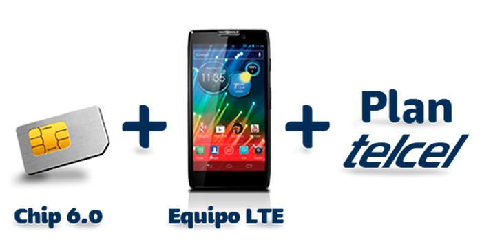 Red Telcel 4G LTE