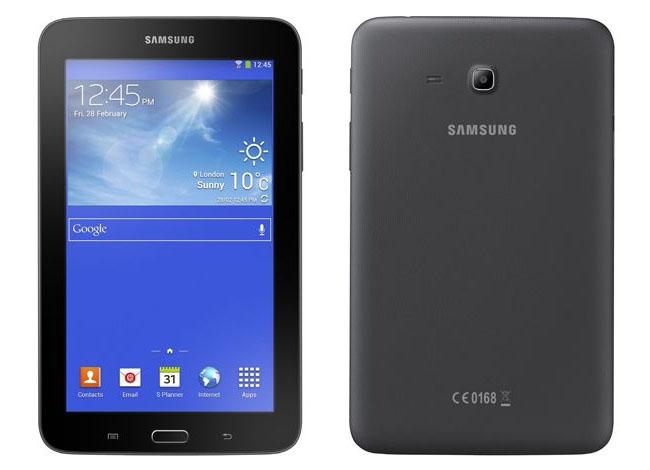 Gadgets mini - Samsung Galaxy tab lite