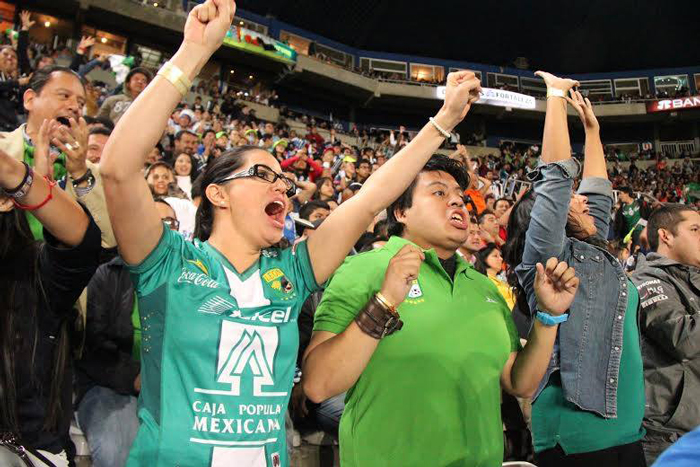 León, bicampeón del futbol mexicano