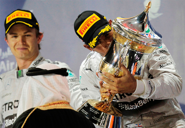 Checo Pérez Gran Premio de Bahréin