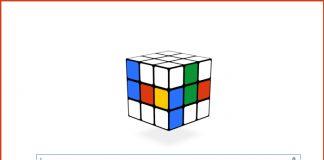40 años del cubo Rubik