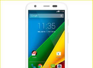 Moto G compatible con 4G LTE