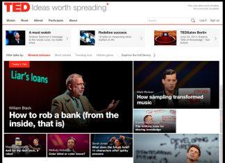 El sitio de la semana: TED