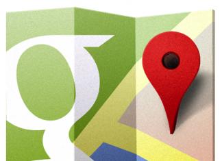Actualización de Google Maps