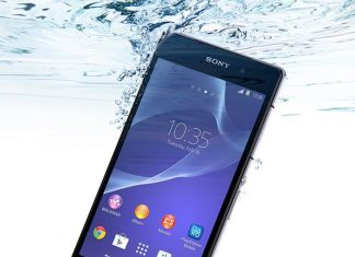 Smartphones resistentes al agua
