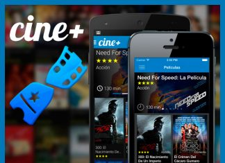 App Cine+